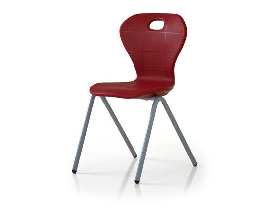 forma 4 legged chair