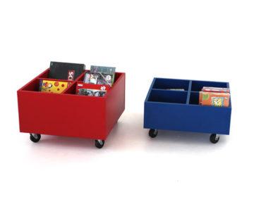 kinder mobile box