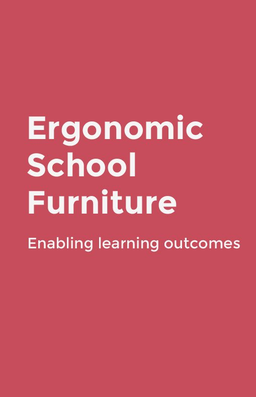 Ergonomic School Furniture