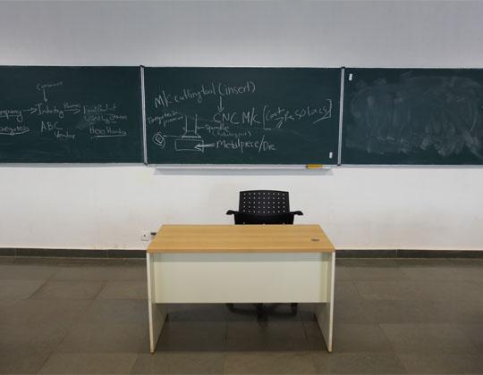 GIM Teacher's Desk
