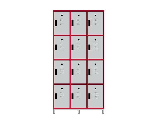 Matrix 12 locker