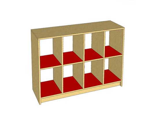 Cubby 8 Storage
