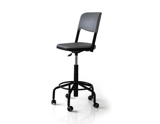 Focus swivel high chair