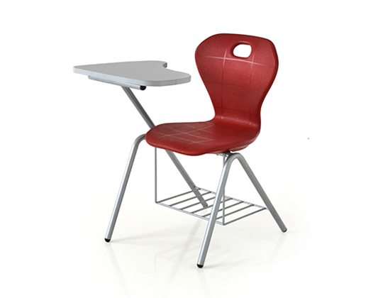Forma fixed tablet chair
