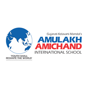 Amulakh Amichand International School logo