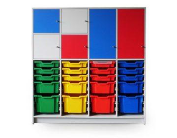 Tidy combo storage