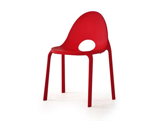 drop chair italian lounge seating