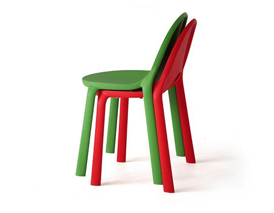 drop chairs - italian lounge seating