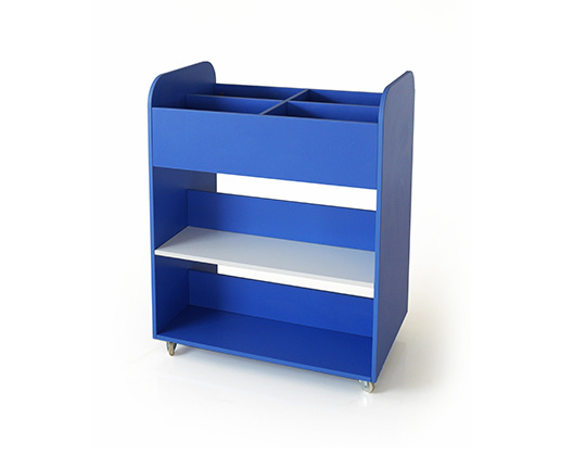 organize-H book trolley