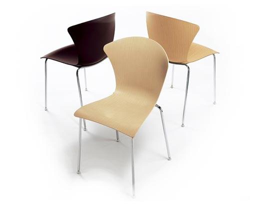 seating Italian stylish chairs