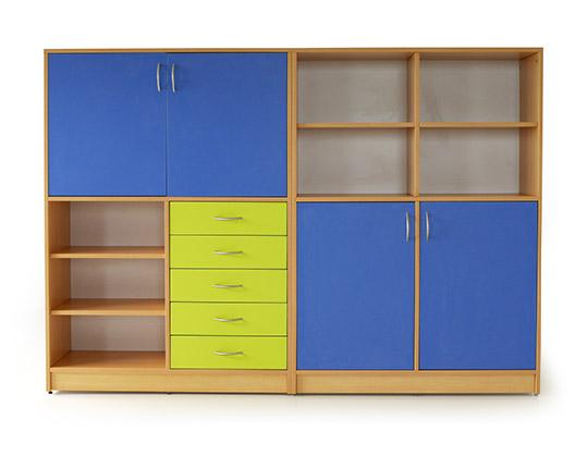 tidy modular storage