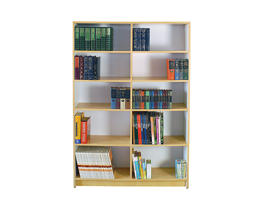 Voltaire Library Rack