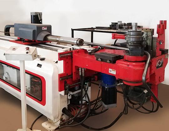 45 axis bending machine