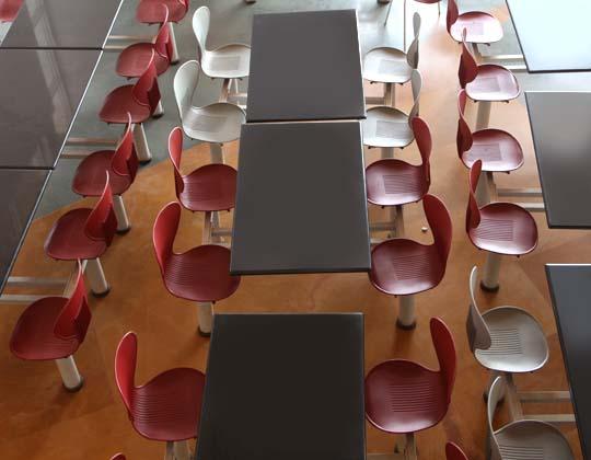 Image of GIM cafeteria
