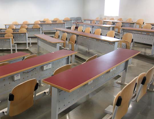 GIM lecture hall