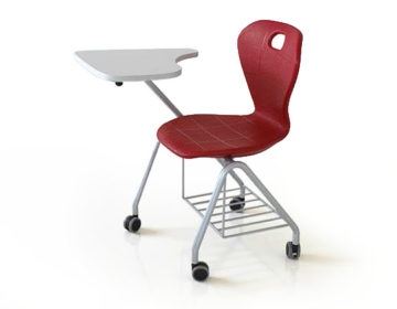 Forma mobile tablet chair