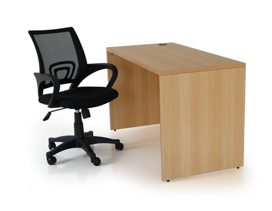 Primo desk and Hobart chair
