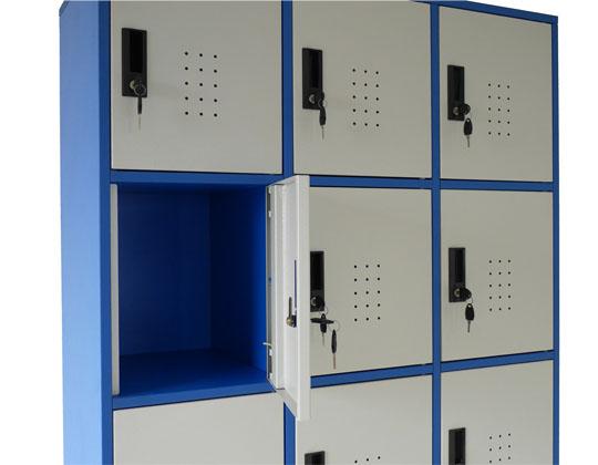 Matrix locker