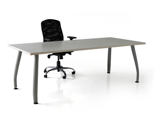 Stylus executive office table and Sydney chair