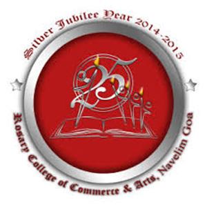 Rosary College logo