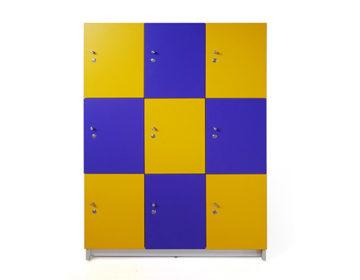 tidy lockers