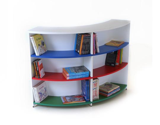 Convex Book rack