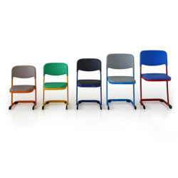 Focus chairs in five sizes