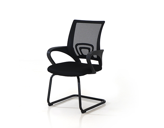 Hobart cantilever chair