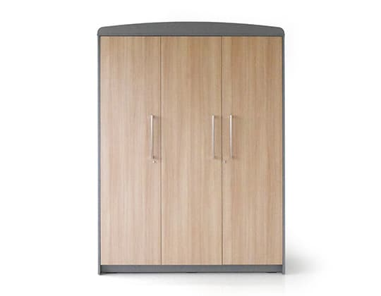 vero 3 door wardrobe
