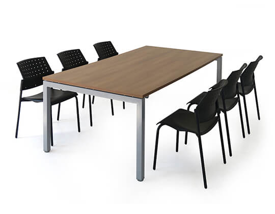 cube conference table
