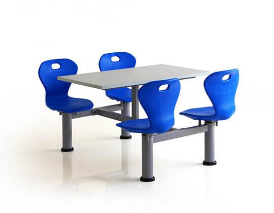 quattro cafeteria seating