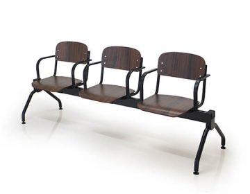 slim tandem seating