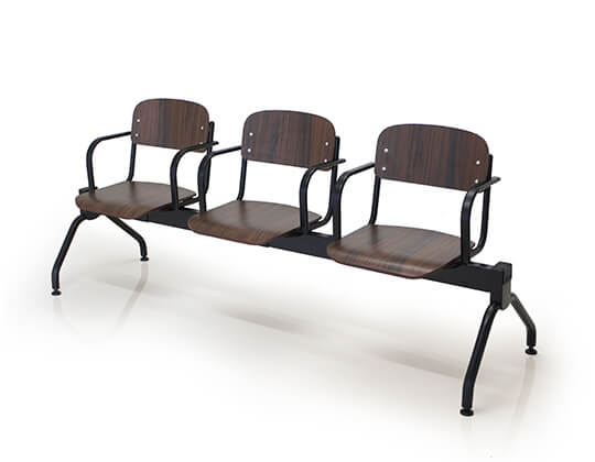 slim tandem seating