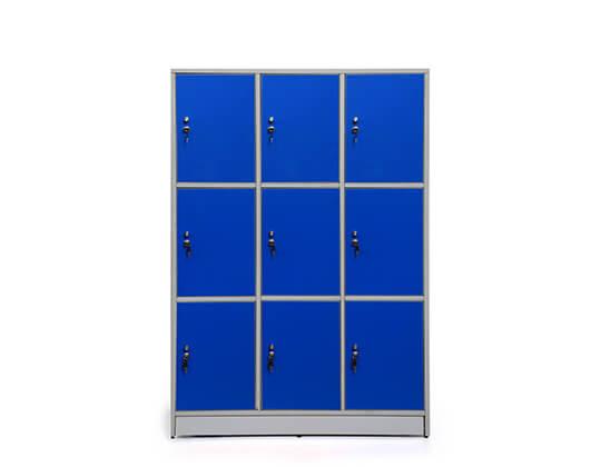 tidy office lockers
